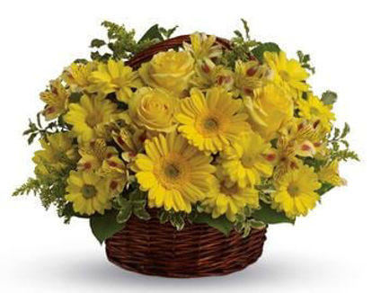 Picture of Basket of Sunshine